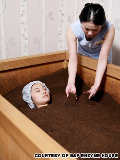 bí quyết giảm cân giữ dáng của phụ nữ Hàn Quốc 1