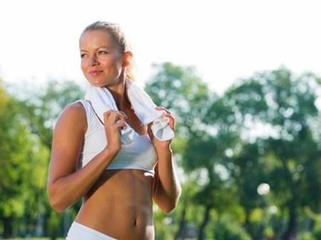 Tập thể dục tốt cho tinh thần lẫn thể chất