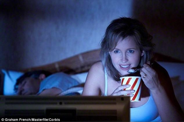 Thói quen ăn khuya gây giảm trí nhớ.
